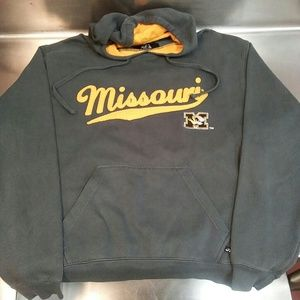 J. America Missouri Mizzou Team Hoodie!